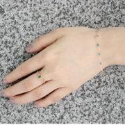 green × blue